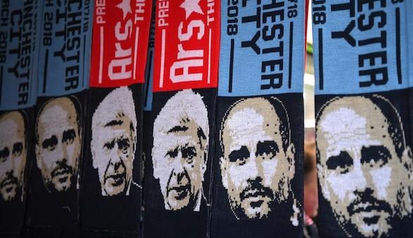 El City golea al Arsenal y Guardiola compara el lazo secesionista con el del cáncer o el sida | 0-3