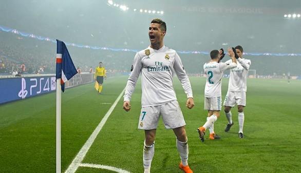 El Real Madrid impone su hegemonía ante el Paris Saint-Germain