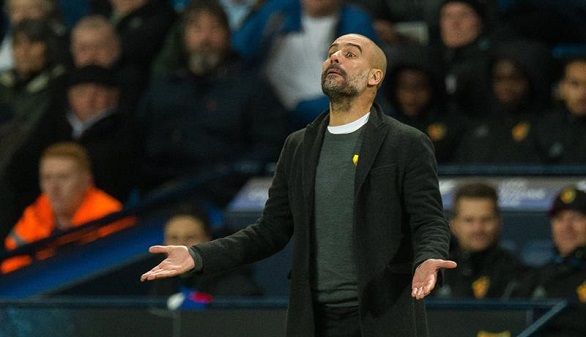 Guardiola mantiene el lazo y el City y el PSG aceleran hacia el título