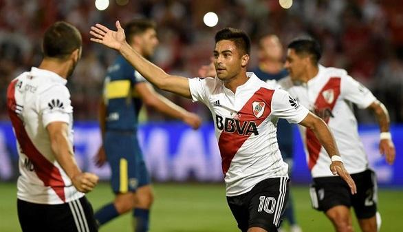 Superclásico. River somete a Boca y levanta la Supercopa argentina   2-0