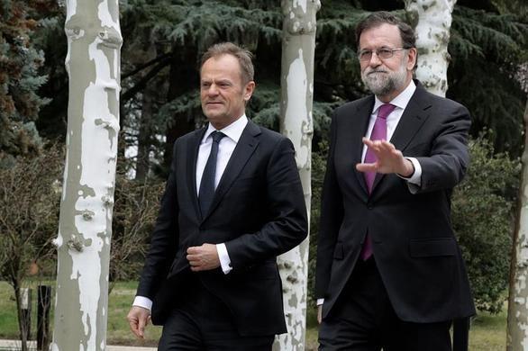 Rajoy plantará a la UE si Kosovo participa en la cumbre de los Balcanes