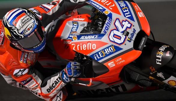 Gran Premio de Catar. Dovizioso arranca a Márquez el primer triunfo de 2018
