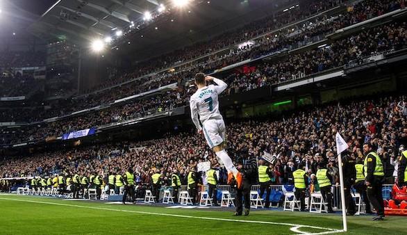 Benzema y Ronaldo afinan al Real Madrid frente al Girona | 6-3