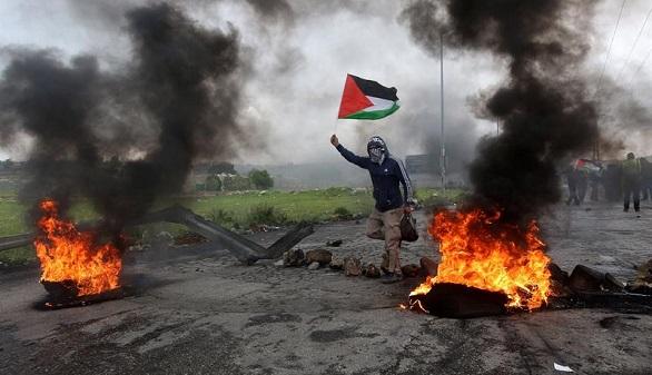 Los enfrentamientos de Gaza dejan 16 muertos y 1.400 heridos
