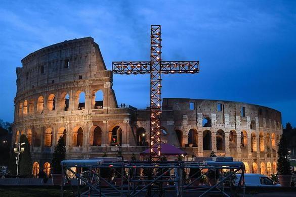 El papa Francisco denuncia la