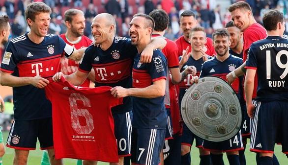 Bundesliga. El Bayern de Heynckes, James y Thiago ya es campeón de Alemania