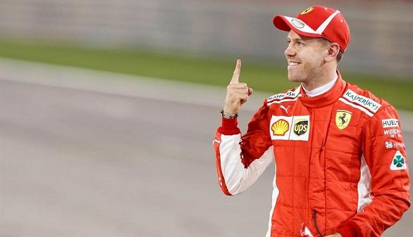 GP de Baréin. Vettel es 'pole', con Sainz décimo y Alonso en la estacada
