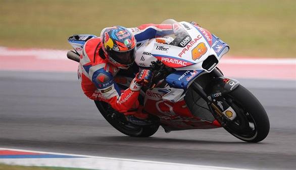 GP de Argentina. Jack Miller saldrá el primero en MotoGP con Pedrosa detrás