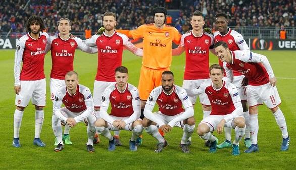 Europa League. Arsenal, Marsella y Salzburg acompañan al Atlético en semifinales