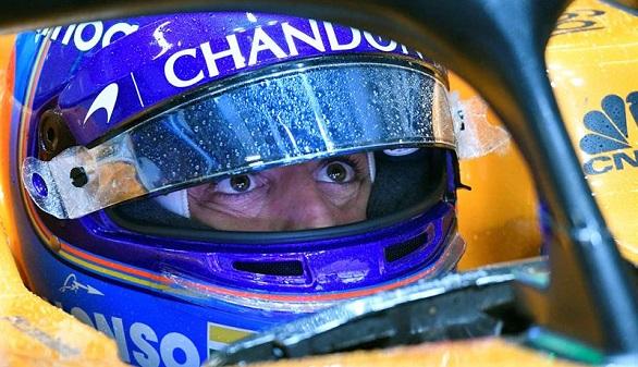McLaren promete que el coche de 2018 estará en Barcelona y Alonso aprueba para Le Mans
