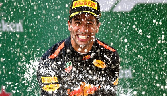 GP de China. Ricciardo sorprende y Alonso acaba séptimo