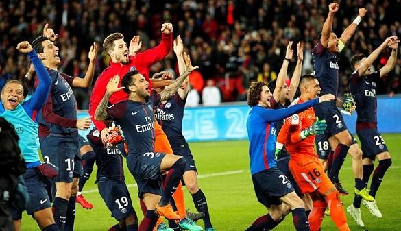 Ligas europeas. El PSG de Emery y el PSV cantan el alirón