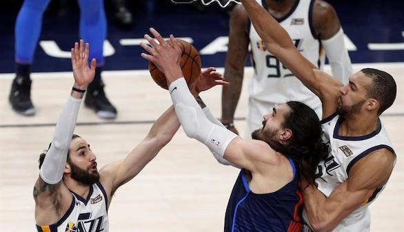 NBA. El mejor Ricky Rubio, a punto de tumbar a Westbrook y los Thunder
