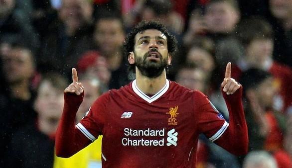 Salah llama al Balón de Oro y el Liverpool destroza a la Roma   5-2