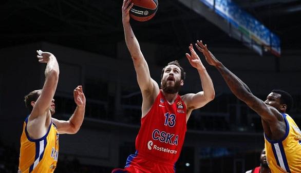 Euroliga. El 'Chacho' Rodríguez también estará en la 'Final Four' con su CSKA | 88-89