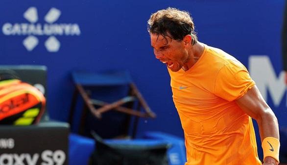 ATP 500. Nadal arrolla a Goffin y jugará su undécima final en el Godó