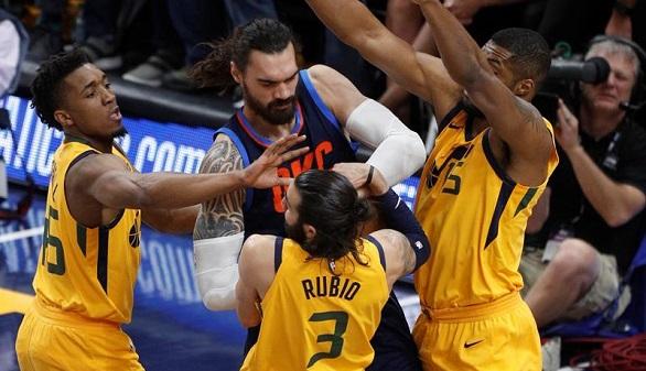 NBA. Los Pacers deprimen a LeBron James y Rubio y los Raptors pasan de ronda