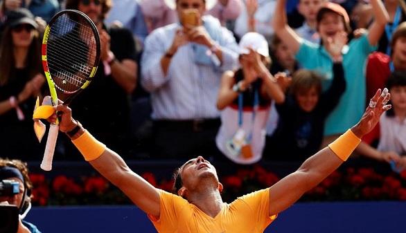ATP 500. La leyenda de Rafa Nadal crece: undécimo Godó