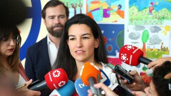 Vox reclama concejalías en Madrid para negociar la Comunidad
