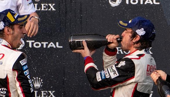 6 Horas de Spa. Histórico Alonso: gana en su debut en el Mundial de Resistencia