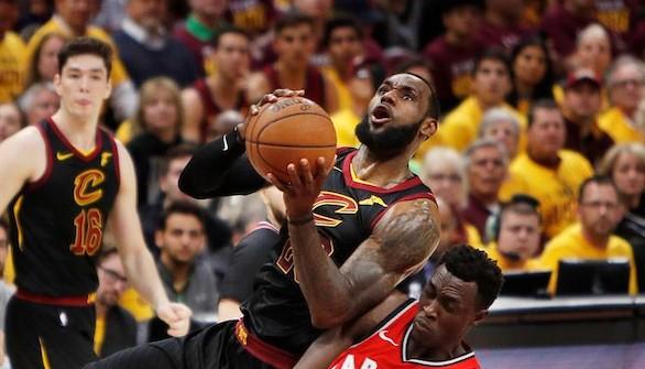 NBA. LeBron James pone a los Cavaliers a la espera de Celtics o 76ers