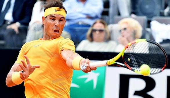 Nadal y Djokovic ganan y ya están en los cuartos de final de Roma