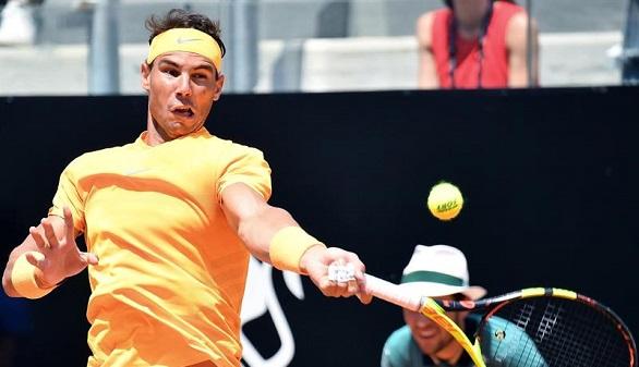 Djokovic despierta pero Nadal se impone y jugará la final de Roma | 7-6 y 6-3