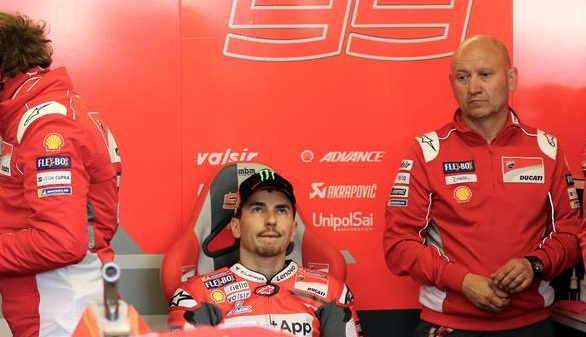 Ducati susurra que Jorge Lorenzo no renovará y buscará equipo