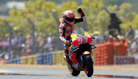 GP de Francia. Marc Márquez triunfa en Le Mans y afianza su liderato