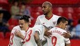 El Sevilla homenajea a Caparrós con una victoria ante el Alavés | 1-0