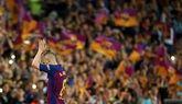 El Barcelona e Iniesta se regalan una despedida feliz ante la Real   1-0