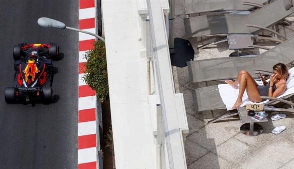 GP de Mónaco. Ricciardo sorprende con la 'pole' y Alonso saldrá séptimo