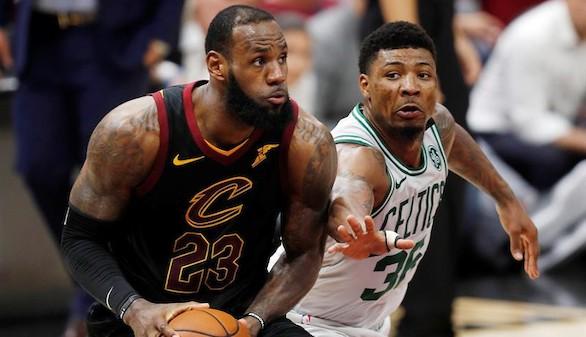 NBA. Un colosal LeBron James decide que haya séptimo ante los Celtics