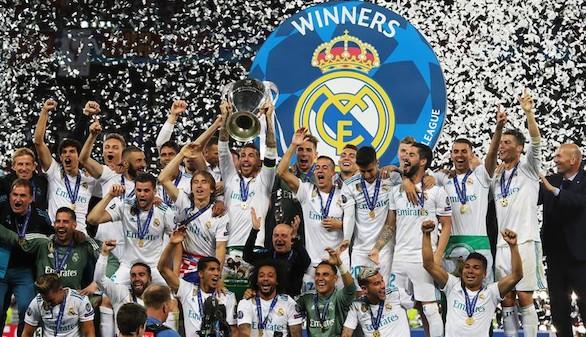 El Real Madrid de Zidane hace historia