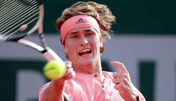 Roland Garros. Zverev arranca asustando