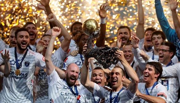 Champions League. El Montpellier se proclama campeón ante el Nantes de Gurbindo   27-32