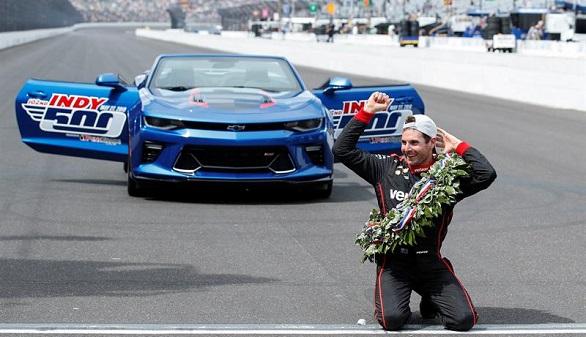 Indy500. Will Power conquista el paraíso en Indianápolis y Servía lo rozó