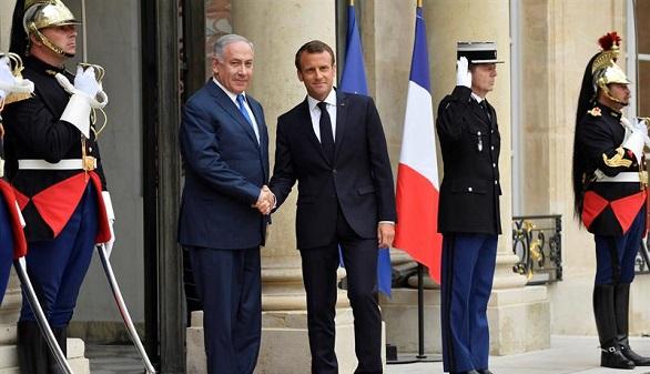 Macron se planta ante Netanyahu: Francia defiende el pacto nuclear con Irán