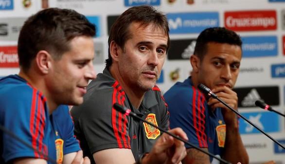 España acelera antes del Mundial: estudia el VAR, Busquets está listo y a Carvajal