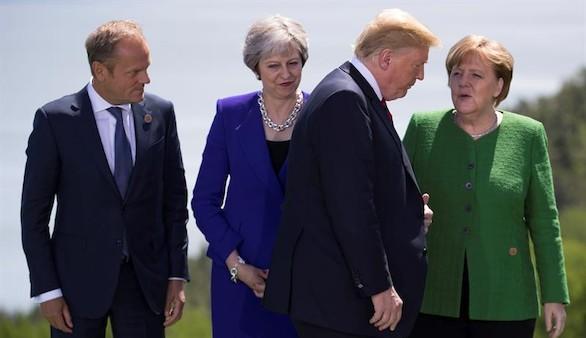 Trump quiere que readmitan a Rusia en el G7