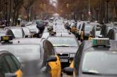 La huelga indefenida de taxistas puede colapsar Madrid y Barcelona