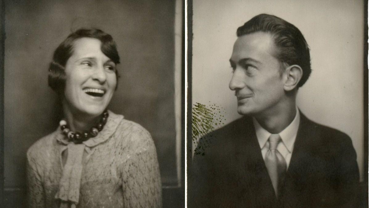 Sesenta fotografías para repensar la relación entre Gala y Salvador Dalí