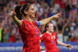 Mundial femenino. Estados Unidos no falta a su cita con la final  1-2