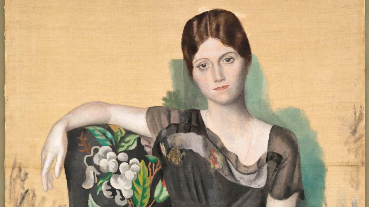 Olga Picasso, la exposición de CaixaForum que redescubre el primer matrimonio del artista