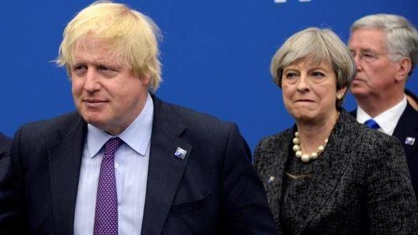 Boris Johnson aumenta su favoritismo para tomar el relevo de Theresa May