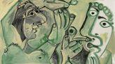 Hombre y Mujer, de Picasso, subastada por 14 millones de euros