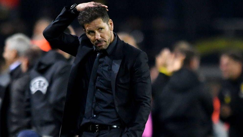 El Atlético pierde a Rodri, espera a Joao Felix y Simeone confiesa la dificultad del proyecto
