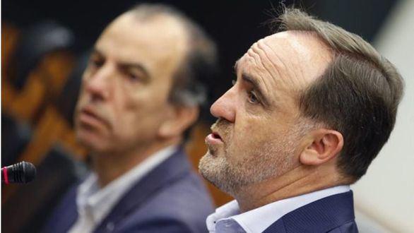 El líder de UPN, Javier Esparza,