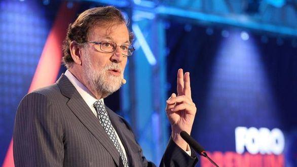 Rajoy pide a Cs un