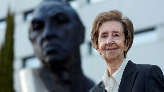 Margarita Salas, distinguida con el Premio Inventor Europeo 2019